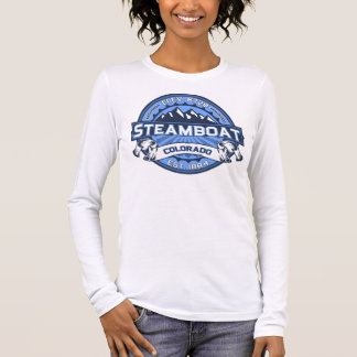 Steamboat Blue Long Sleeve T-Shirt
