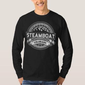 Steamboat Grey Dark T-Shirt