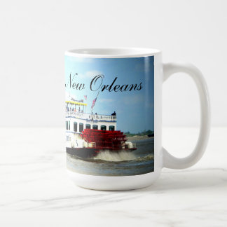 Steamboat  New Orleans  Mug