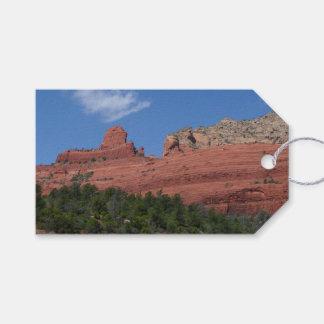 Steamboat Rock in Sedona Arizona Photography Gift Tags