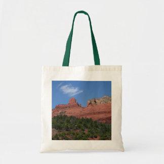 Steamboat Rock in Sedona Arizona Photography Tote Bag