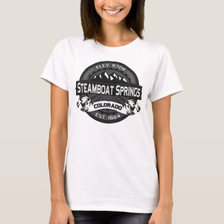 Steamboat Springs Color Logo Shirt