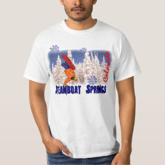 Steamboat Springs guys value shirt