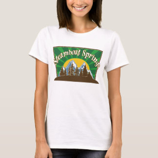 Steamboat Springs Sun Mountain T-Shirt