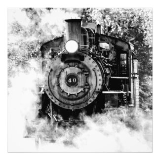 Steamed Photo Print