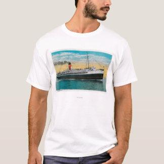 "Steamer ""Avalon"" at Santa Catalina Island T-Shirt"