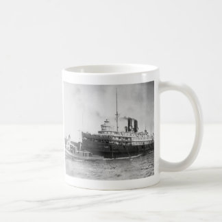 Steamer City of Cleveland Coffee Mug