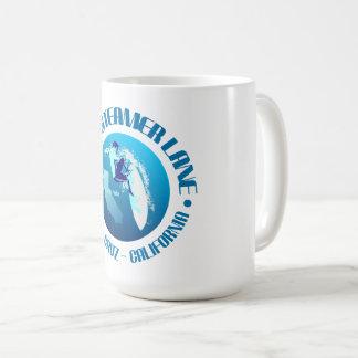 Steamer Lane Coffee Mug