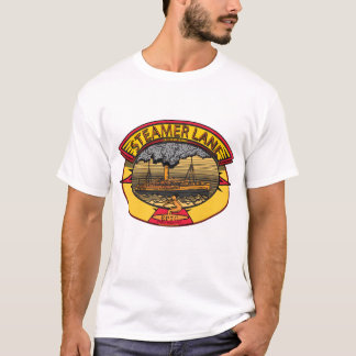 STEAMER LANE SANTA CRUZ CALIFORNIA SURFING T-Shirt