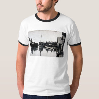 Steamer Topinabee, Alanson, Michigan T-Shirt