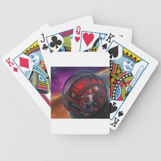 Steamfish Pilot Bicycle Playing Cards