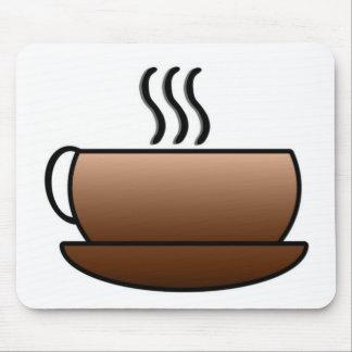 Steaming Coffee Mug Mousemats