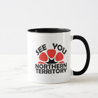 Steaming cup of See You NT