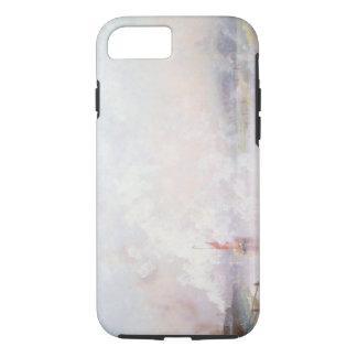 Steaming into Lincoln, 1894 iPhone 7 Case