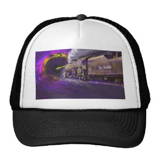 Steaming Into The Blackhole of History Trucker Hat