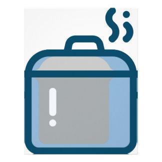 Steaming Pot Letterhead