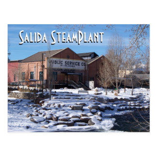 SteamPlant Theater and Event Center II Postcard