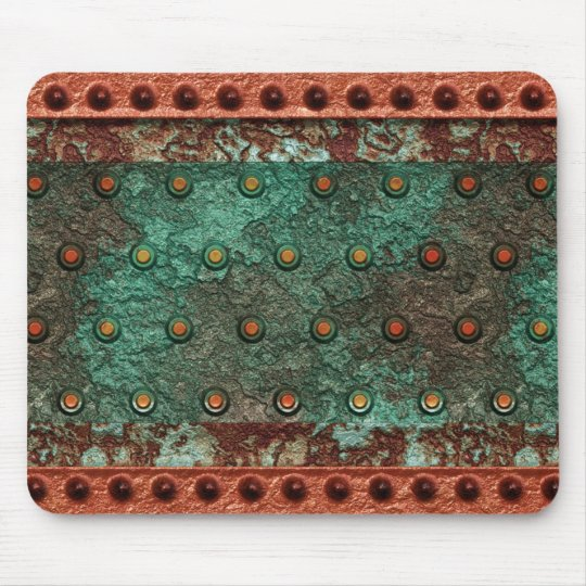 Steampunk 1 mouse pad
