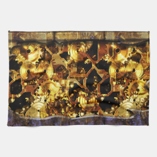 Steampunk 4 Kitchen Towel