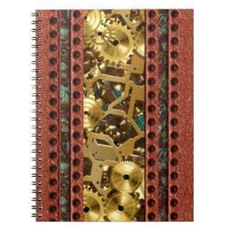 Steampunk 4 Notebook