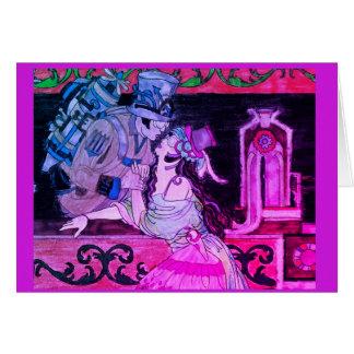Steampunk #9 Valentine's Day Card