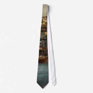 Steampunk - Airship - The original Noah's Ark Tie