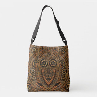 Steampunk  All-Over-Print Cross Body Bag
