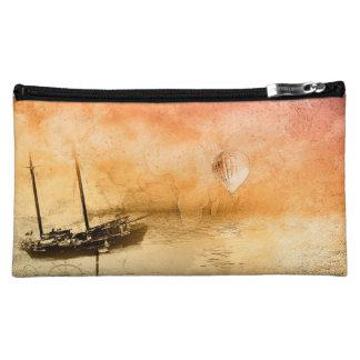 Steampunk Art Traveller Toiletries Bag Cosmetics Bags