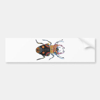 Steampunk Beetle 2.jpg Bumper Sticker