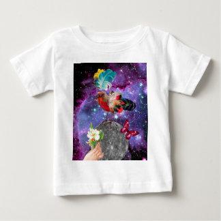 Steampunk Bird Baby T-Shirt