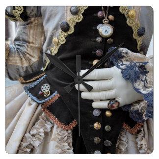 Steampunk bodice, Carnival, Venice Clocks
