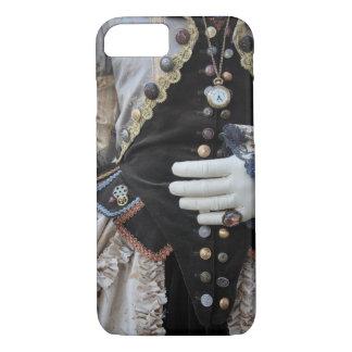 Steampunk bodice, Carnival, Venice iPhone 8/7 Case