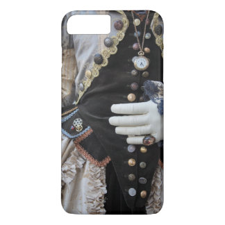 Steampunk bodice, Carnival, Venice iPhone 8 Plus/7 Plus Case