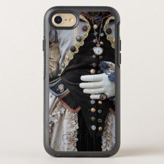 Steampunk bodice, Carnival, Venice OtterBox Symmetry iPhone 8/7 Case