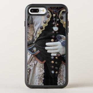 Steampunk bodice, Carnival, Venice OtterBox Symmetry iPhone 8 Plus/7 Plus Case