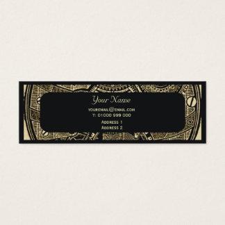 Steampunk Business Card