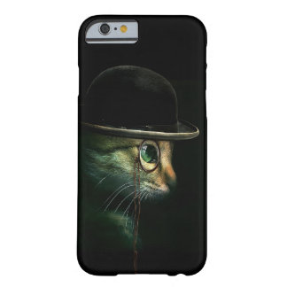 Steampunk Cat Barely There iPhone 6 Case