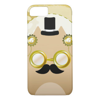 Steampunk Cat smartphone case