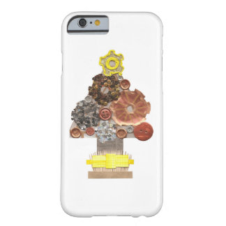 Steampunk Christmas Tree I-Phone 6/6s Case