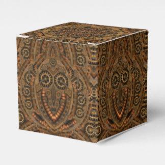 Steampunk Classic 2x2 Favor Box