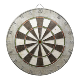 Steampunk Classic Dartboard With Darts