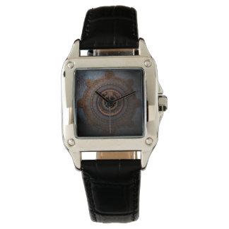 Steampunk Clock Time Metal Gears Wrist Watches