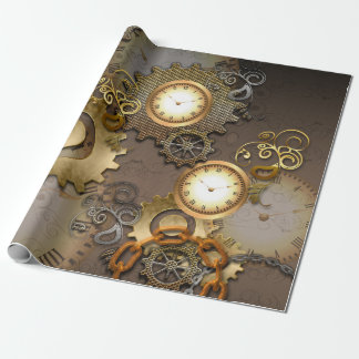 Steampunk, clocks and gears i