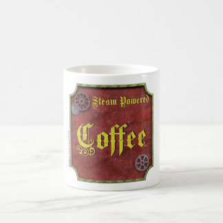 Steampunk Coffee Cup - Cup coffee Steam Powered