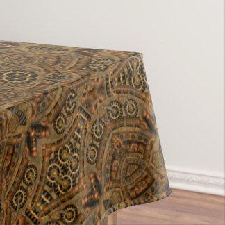 Steampunk Custom Cotton Tablecloths 3 sizes