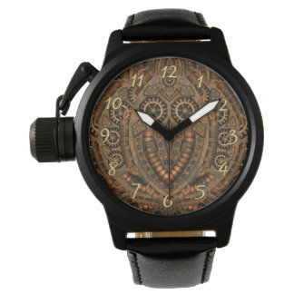 Steampunk Custom Vintage Mens Watch