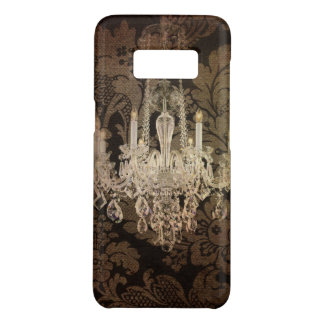 Steampunk damask country rustic vintage chandelier Case-Mate samsung galaxy s8 case