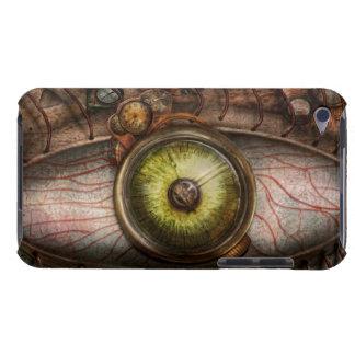 Steampunk - déplaisant - oeil sur la technologie coque iPod touch