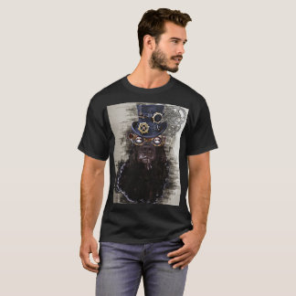 Steampunk Dog T-Shirt
