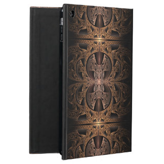 Steampunk Engine Abstract Fractal Artworkt iPad Air Cases